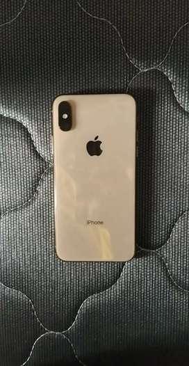 Vendo Iphone xs gold de 512gb