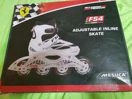 Patines roller Ferrari FS4 ajustable. 40 al 43