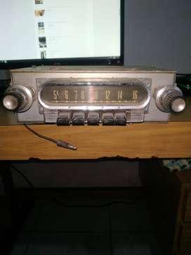 Vendo o permuto Radio Ford Falcon Original