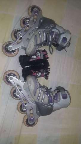 patines semiprofesionales