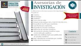 ASESORIAS DE INVESTIGACION