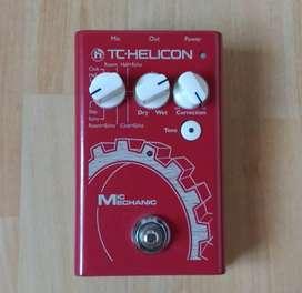 Pedal de voz TC Helicon Mic Mechanic