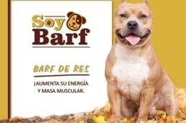 Alimento Barf para Perros