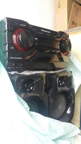 Equipo de Sonido Panasonic Akx 450w