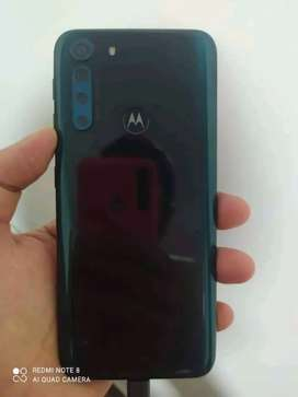 Teléfono en perfecto estado Motorola one fusión 64gb 4 de ram