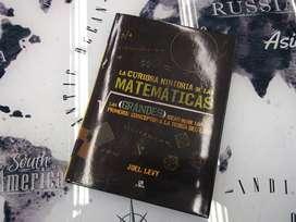 """Vendo Libro """"La Curiosa Historia de las Matemáticas"""""""
