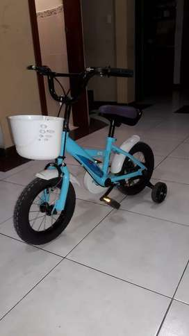 Oferta bicicleta  de niño