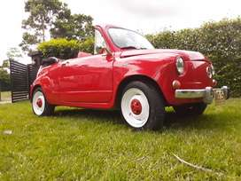 Hermoso!!Fiat zastaba(topolino)