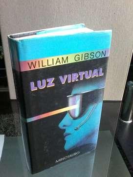 Novela Ciencia Ficcion Luz Virtual William Gibson