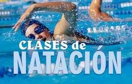 Clases de natación personalizadas