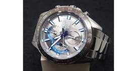 vendo reloj casio edifice efv 550 gy-8 crhonometro sumergible 100 mt