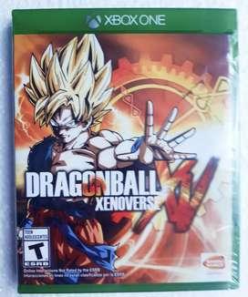 Dragon  Ball XenoVerse Xbox one SELLADO ORIGINAL
