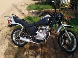 En venta moto RTM 125