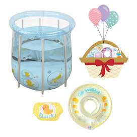 Baby Home Spa  Aro Flotador