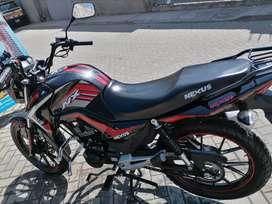 Vendo moto NEXUS motor 150