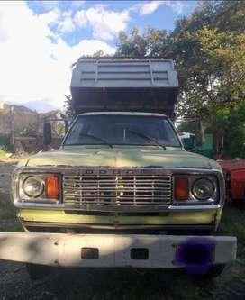 Vendo camioneta tolva