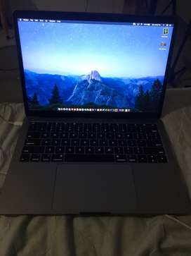 "Macbook pro 13"" 2017 256gb"