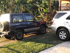 Hyundai Galloper 4x4 Turbo Diesel Intercooler