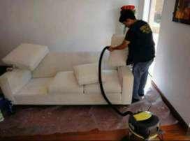 Lavado de muebles, colchones, alfombras y peluches