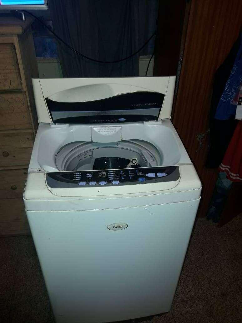 lavarropa automatico gafa acuarius 7500 0