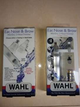 Máquina depiladora bellos nariz