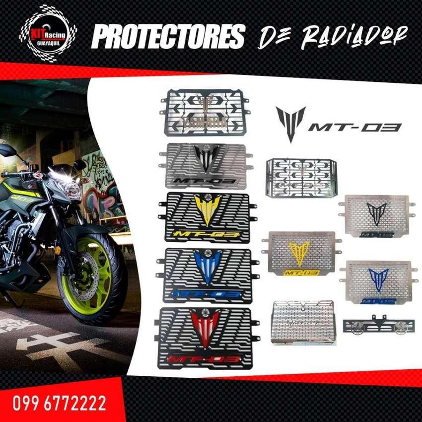 PROTECTOR DE RADIADOR MT 03 0