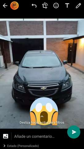 Mi auto Prisma LTZ