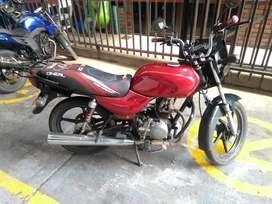 Moto Bixer Ct100 2009