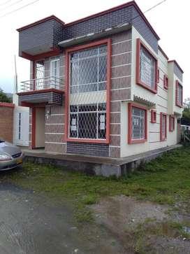 Venta casa nueva Sibundoy Barrio Fátima