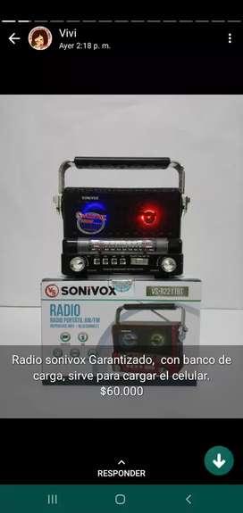 Radios parlantes