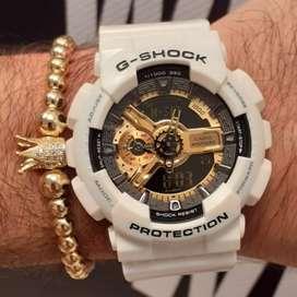 Reloj para caballero blanco