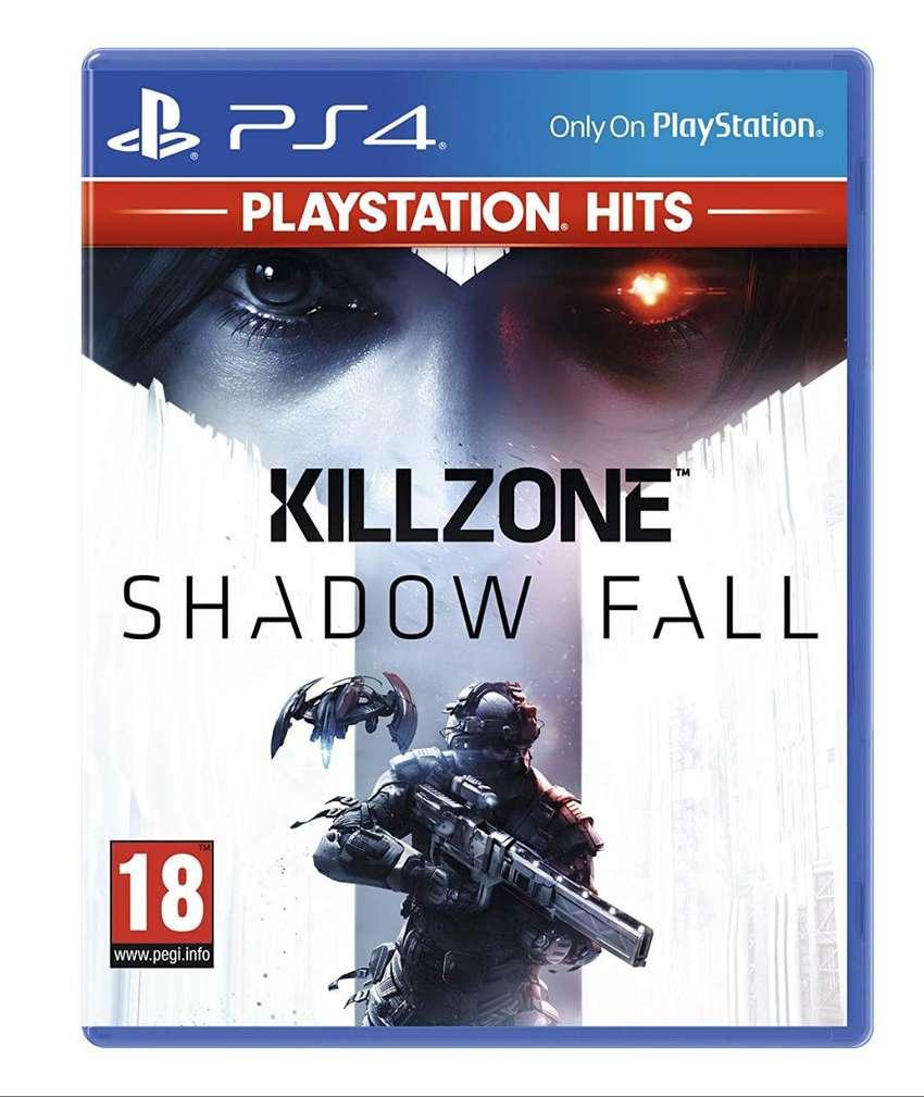 KILLZONE SHADOW FALL 0