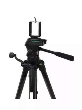 Trípode Profesional 170cm Manija Estuche Adaptador Celular