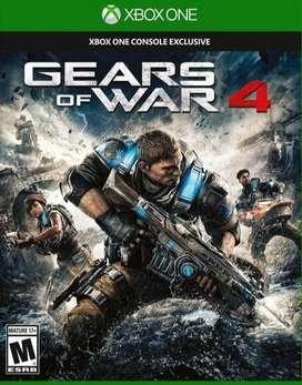 Gears Of War 4 Xbox One, Físico