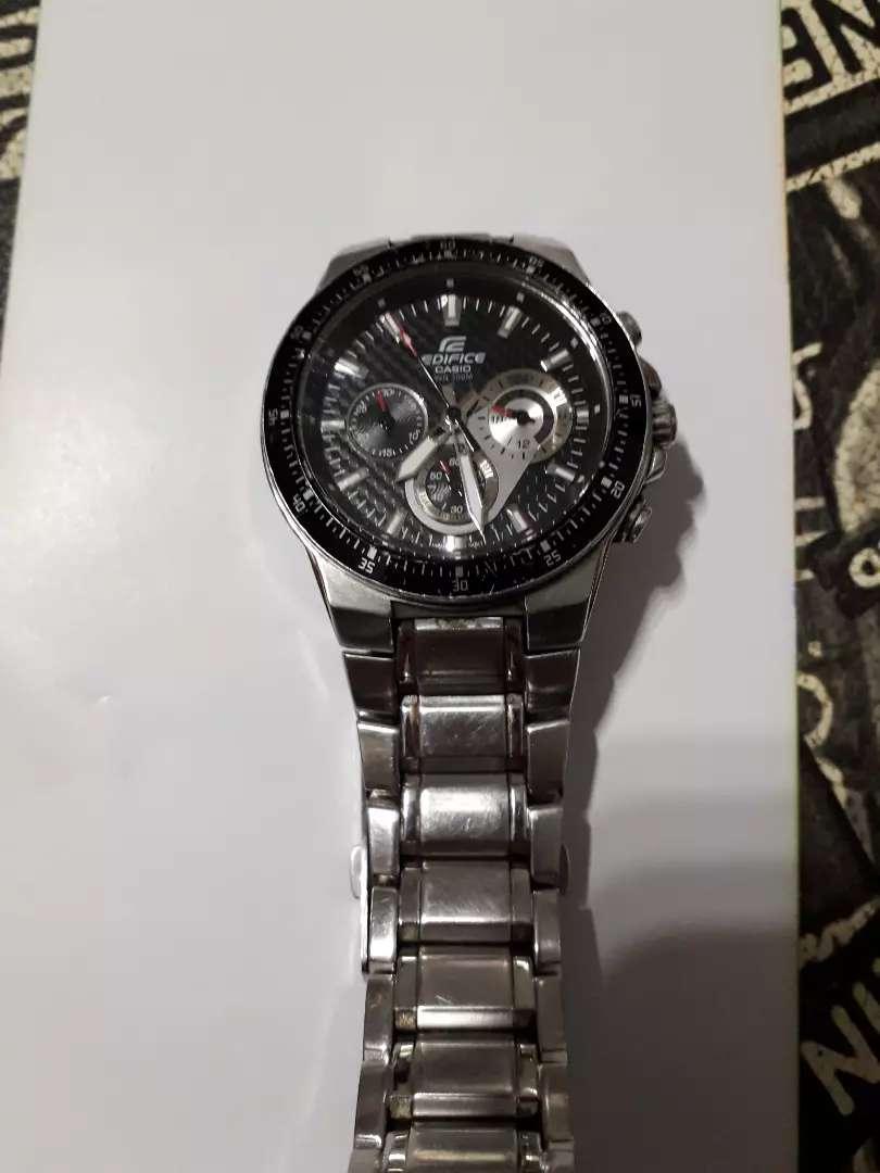 Se vende reloj casio edifice 552 0