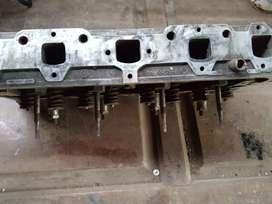 Vendo tapa de cilindro Peugeot xd2 con inyectores