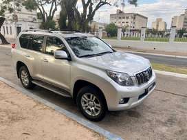 Toyota land crusier prado vx V6 2012
