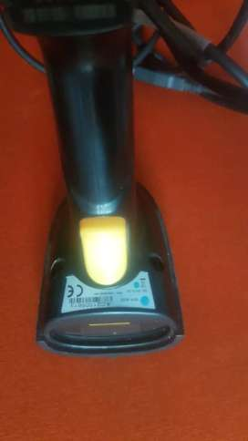 Impresora térmica epson TM-T88V y lector de codigo de barra wposs excelente lector
