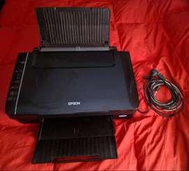 Impresora con escaner Epson Stylus TX115