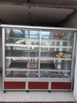 Venta vitrina exibidora panaderia