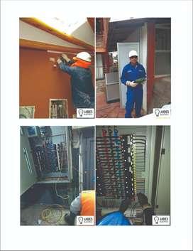 """"""" ANDES ELECTRIC """" electricistas a su servicio"""