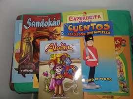 Venta de cuentos para niños