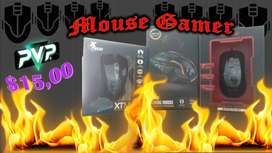 MOUSE GAMER PARA PC