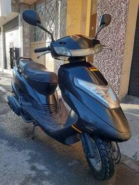 Vendo scuter italika cs 125 particular