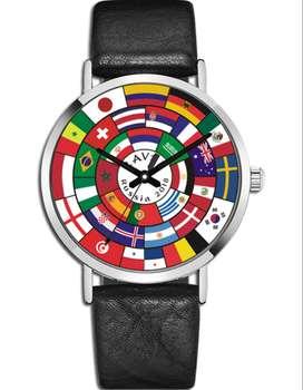 Reloj Colombia Rusia 2018