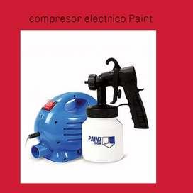 Compresor eléctrico paint