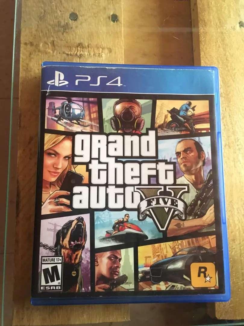 Grand Theft Auto V para PS4 0