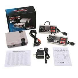 Consola Retro 8bits 620 juegos Incluidos Family / Nintendo Nes