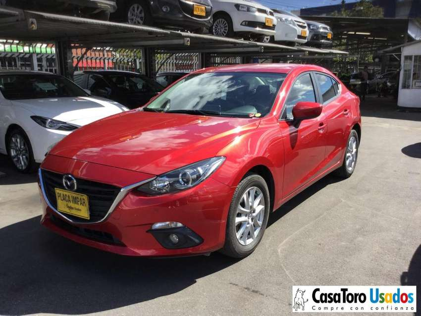 Mazda 3 Touring At 2000cc 2017 0