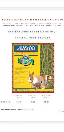 Henos de alfalfa  avena y grass